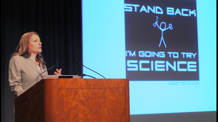 Chicago Science Festival 2015. (Monica Metzler / Illinois Science Council)