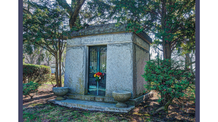 Bobby Franks, Rosehill Cemetery (Credit: Larry Broutman)