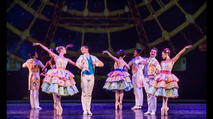 (Cheryl Mann / Joffrey Ballet)