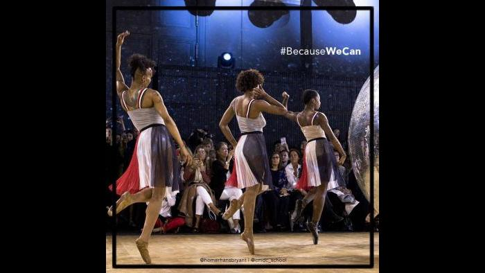 (Courtesy of Chicago Multi-Cultural Dance Center)