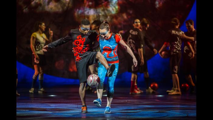 (Photo: Matt Beard © 2017 Cirque du Soleil)