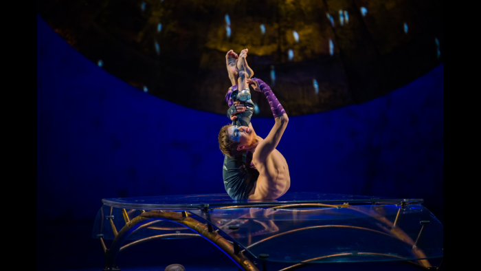 (Photo: Matt Beard © 2017 Cirque du Soleil)