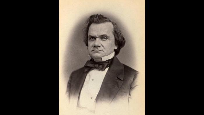 Stephen A. Douglas, Library of Congress