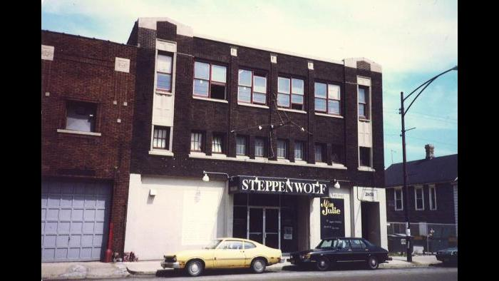 Steppenwolf Theatre, 2851 N. Halsted St. (Courtesy Steppenwolf Theatre)