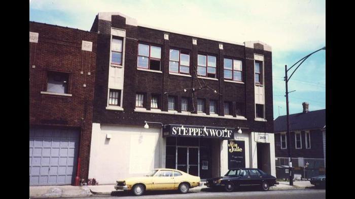 Steppenwolf Theatre, 2851 N. Halsted St. (Courtesy Steppenwolf Theatre)