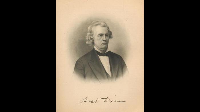 Archibald Dixon, Library of Congress