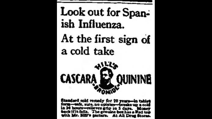 March 19, 1919: Chicago Tribune archives.