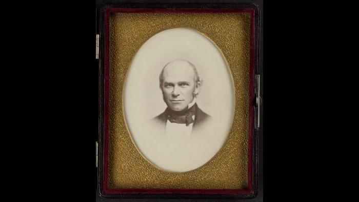 Theodore Parker, Library of Congress