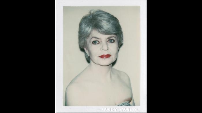 Andy Warhol, Cindy Pritzker, 1982