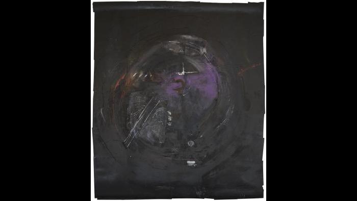 """Broken Silence"" by Bert Leveille (Courtesy of  Caren Helene Rudman)"