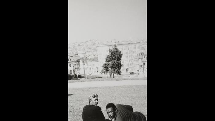Robert Frank, San Francisco, 1956