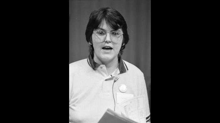 Terri Hemmert, 1982