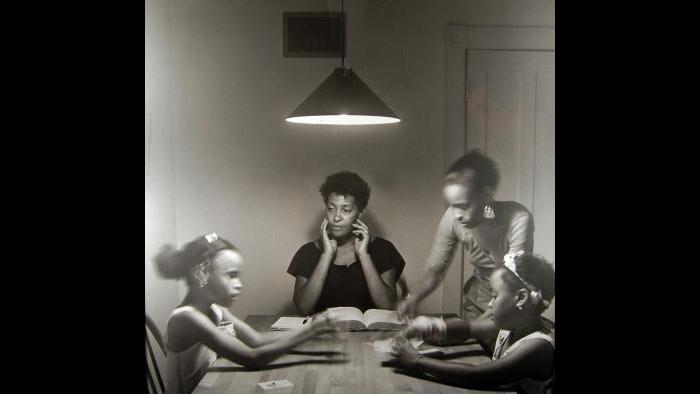 Carrie Mae Weems, Untitled #2451, 1990