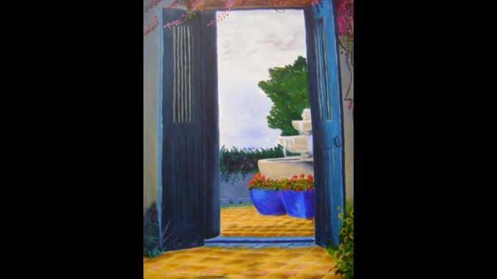 The Doors to Paradise by Antonio Davis