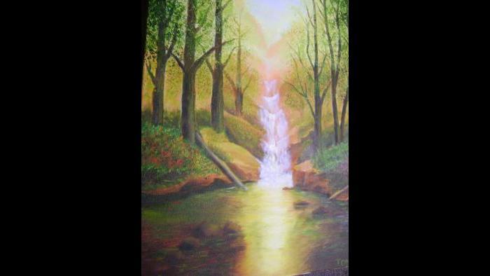 Serenity Falls by Antonio Davis