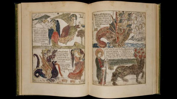 "Images from ""Religious Change and Print, 1450-1700"" (Courtesy of Newberry Library)"