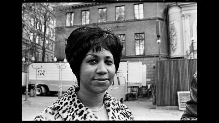 Aretha Franklin (Photo by Dorrell Creightney)