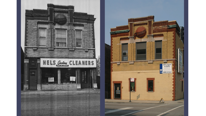 (Courtesy of Illinois Historic Preservation Association)