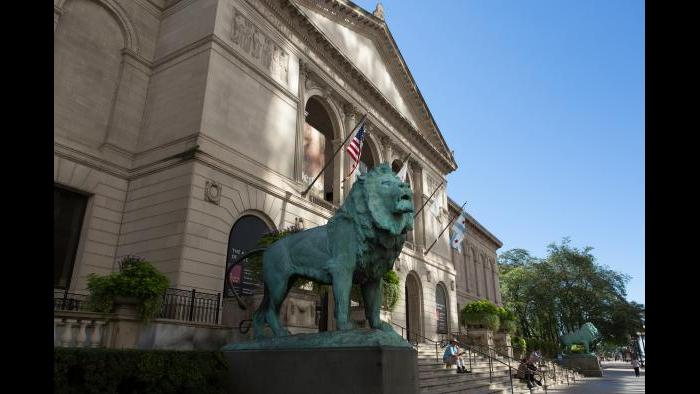 The Art Institute of Chicago will open on July 30. Though guests must buy tickets ahead of time, they can arrive at whatever time they want the day their ticket is reserved for. (Courtesy The Art Institute of Chicago)