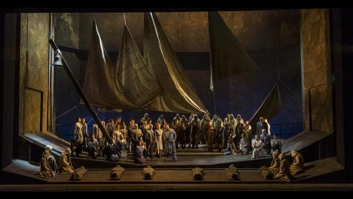 """""""Attila"""" (Rocco Casaluci 2016 / Teatro Comunale di Bologna)"""