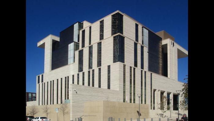 The Austin U.S. Courthouse