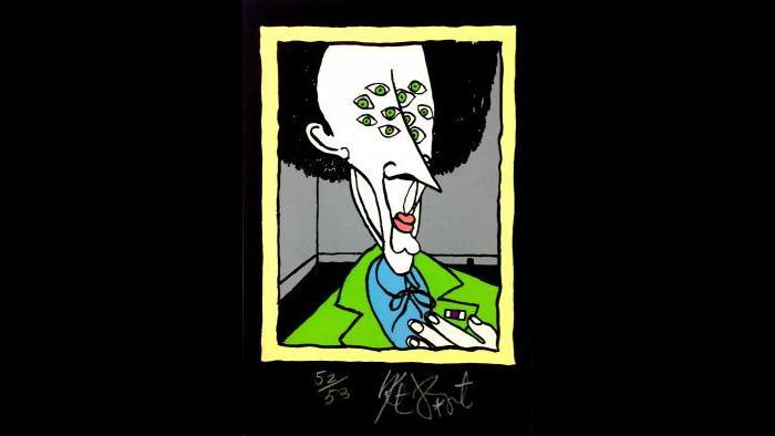 """Kurt Vonnegut, """"Black Heart"""""""