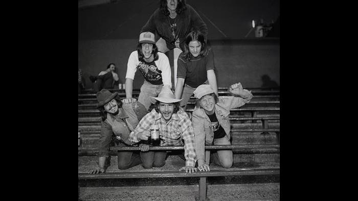 Bleacher Pyramid, Comiskey Park 1978/79 (David Gremp)