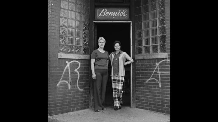 Bonnie's Bar, 1978/79 (David Gremp)
