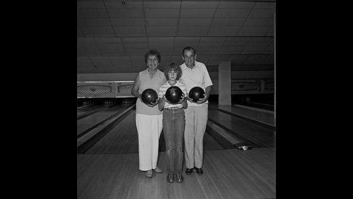 Bowling Family, Scottsdale 1978/79 (David Gremp)