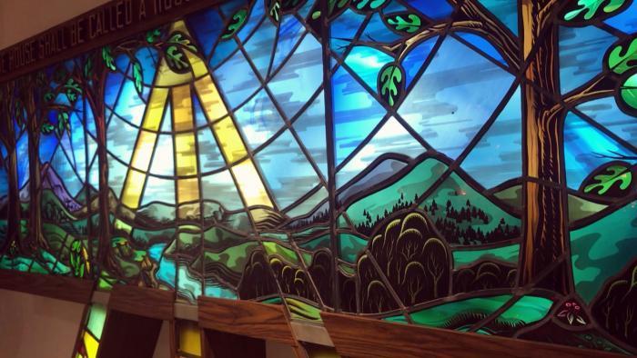 Gottlieb Chapel (WTTW News)