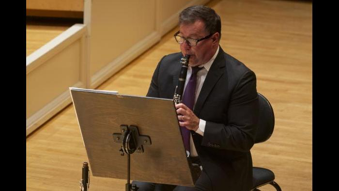 CSO Principal Clarinet Stephen Williamson. (Credit: Todd Rosenberg Photography)