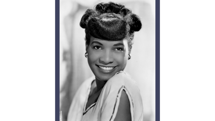 Carline Ray (Courtesy of Catherine Russell)