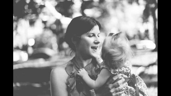 Dr. Catherine Humikowski and her daughter, Nora. (Courtesy Dr. Catherine Humikowski)