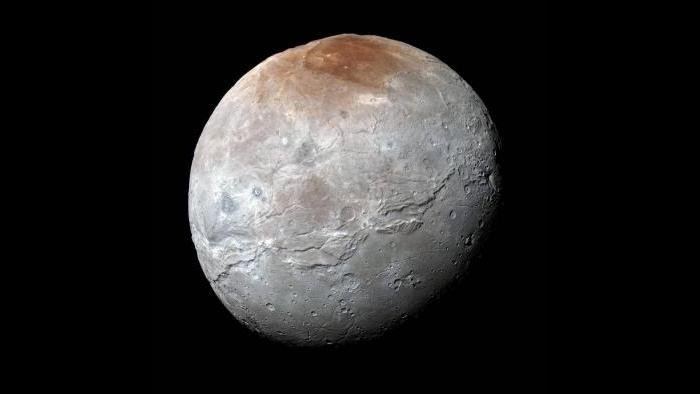 Charon (Courtesy of NASA/JHUAPL/SwRI)