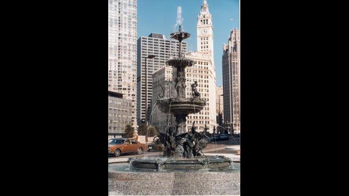 Children's Fountain (Credit: Julia Thiel)