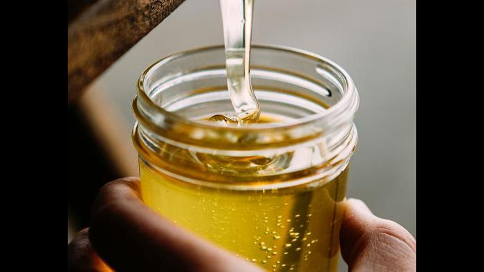 Locally grown honey from Bike a Bee. (Courtesy Closed Loop Farms)