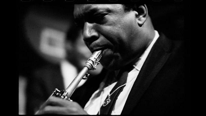 John Coltrane (Photo by Dorrell Creightney)
