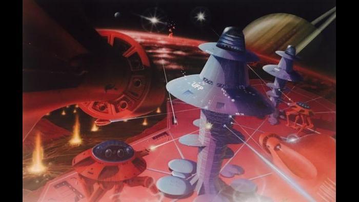 Constantino Mitchell, Robot Wars. (Courtesy of Constantino Mitchell)