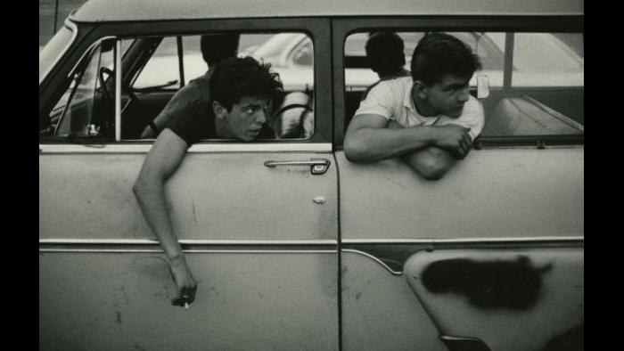 Photographs from the Archive of Joseph Sterling (Courtesy Stephen Daiter Gallery)