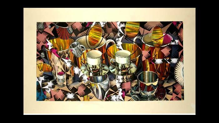 Jeanette Pasin Sloan, Cups. (Courtesy Jeanette Pasin Sloan)