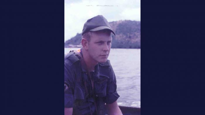 Specialist 5 Robert C. Lafoon, U.S. Army