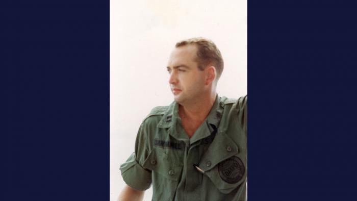 "Captain William D. ""Bill"" San Hamel, U.S. Army"