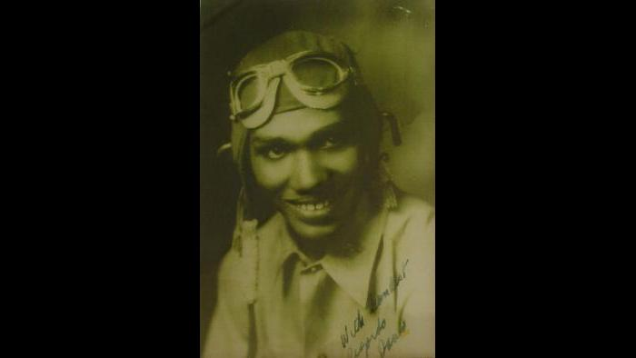 David James, the first African-American to buy a house in Winnetka.