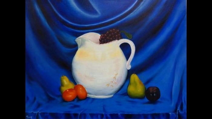 Blue Velvet by Antonio Davis
