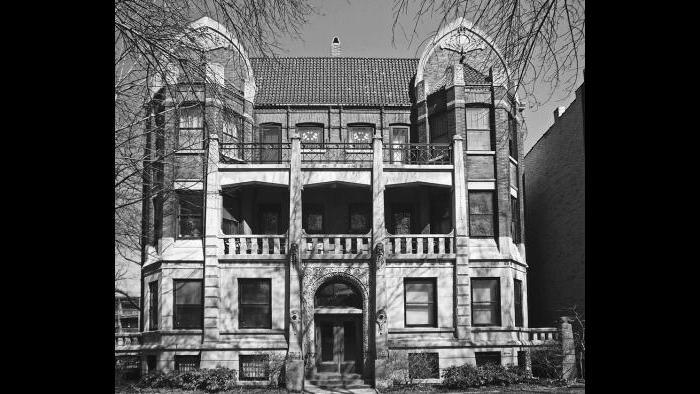 Launten Apartment Building, 1907.