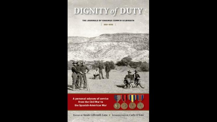 Book cover of 'Dignity of Duty.' (Courtesy Pritzker Military Museum)