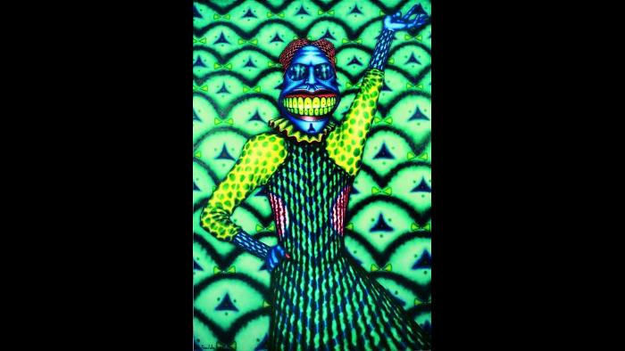 Ed Paschke, Cobmaster, 1975. (Courtesy of Elmhurst College)
