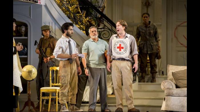 Eduardo Xavier Curley-Carrillo, William Burden and Jacques Imbrailo (Todd Rosenberg)