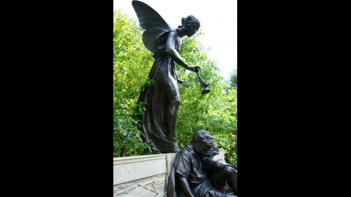 Eugene Field Memorial, 1922 | Edward Francis McCartan | Lincoln Park Zoo