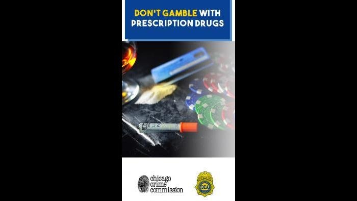 (Courtesy of Clear Channel Outdoor and the Drug Enforcement Agency)